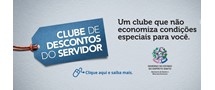 Logomarca - Clube de Descontos do Servidor